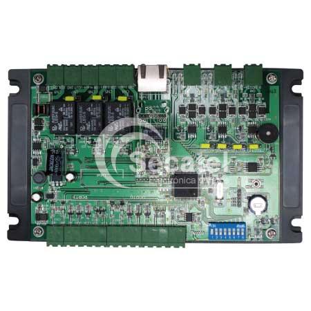 Controlador de acceso IP multipuerta SOYAL AR-721Ei-V2-X Image