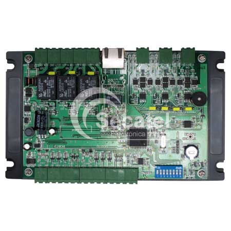 CONTROLADOR MULTIPUERTA IP SOYAL AR-721Ei-V2 (TARJETA) Image